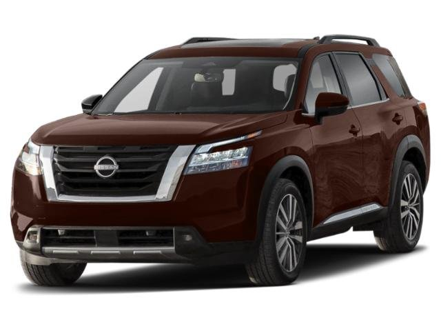 2022 Nissan Pathfinder SL - 2WD SL 2WD Regular Unleaded V-6 3.5 L/213 [4]