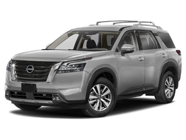 2022 Nissan Pathfinder S - 2WD S 2WD Regular Unleaded V-6 3.5 L/213 [0]