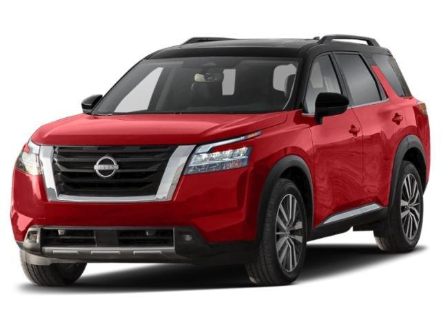 2022 Nissan Pathfinder PLAT-2WD Platinum 2WD Regular Unleaded V-6 3.5 L/213 [15]