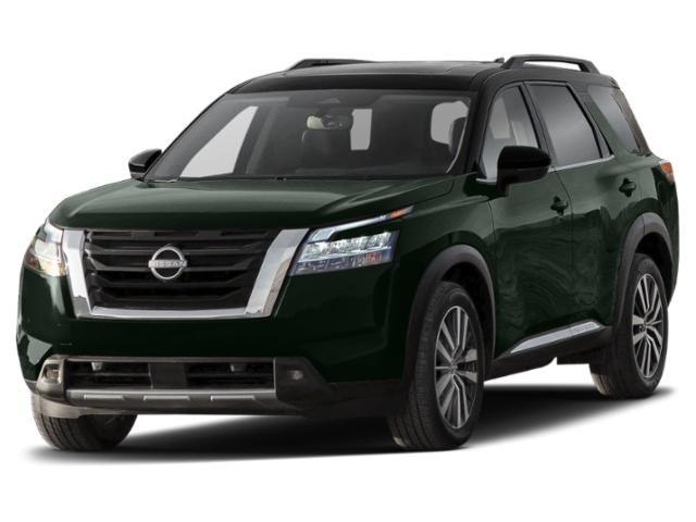 2022 Nissan Pathfinder SL SL 2WD Regular Unleaded V-6 3.5 L/213 [3]