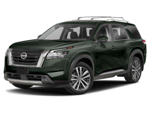 2022 Nissan Pathfinder Platinum Platinum 4WD Regular Unleaded V-6 3.5 L/213 [2]