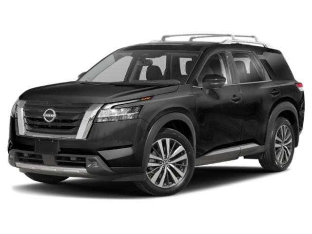 2022 Nissan Pathfinder Platinum Platinum 4WD Regular Unleaded V-6 3.5 L/213 [21]