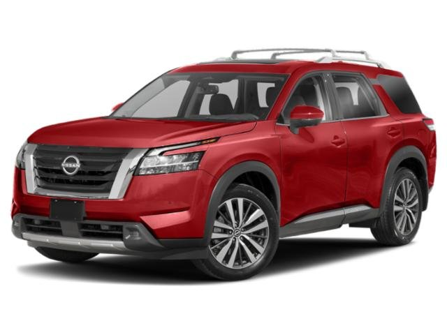 2022 Nissan Pathfinder Platinum Platinum 4WD Regular Unleaded V-6 3.5 L/213 [22]