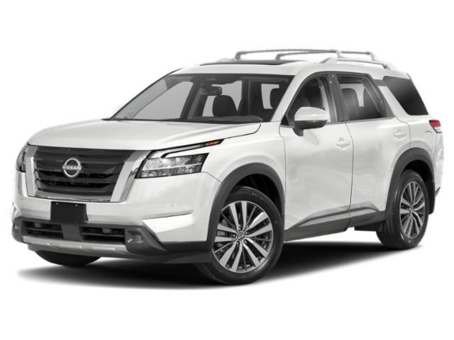 2022 Nissan Pathfinder Platinum Platinum 2WD Regular Unleaded V-6 3.5 L/213 [2]