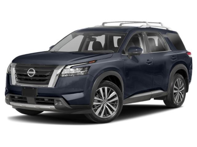 2022 Nissan Pathfinder Platinum Platinum 4WD Regular Unleaded V-6 3.5 L/213 [6]