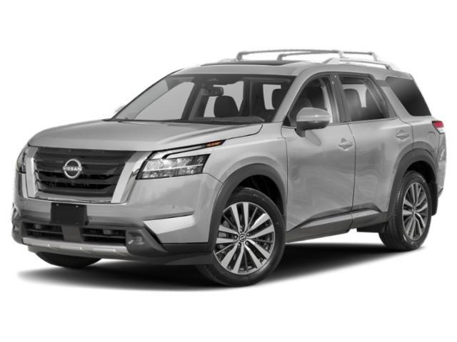 2022 Nissan Pathfinder PLAT-2WD Platinum 2WD Regular Unleaded V-6 3.5 L/213 [0]