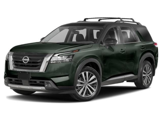 2022 Nissan Pathfinder Platinum Platinum 4WD Regular Unleaded V-6 3.5 L/213 [18]