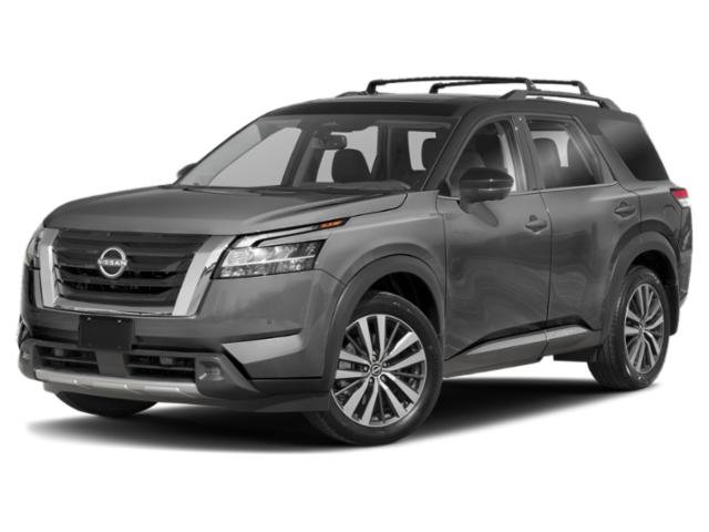 2022 Nissan Pathfinder Platinum Platinum 2WD Regular Unleaded V-6 3.5 L/213 [36]