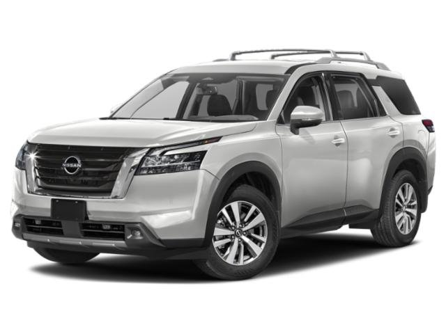 2022 Nissan Pathfinder SL 4WD SL 4WD Regular Unleaded V-6 3.5 L/213 [4]