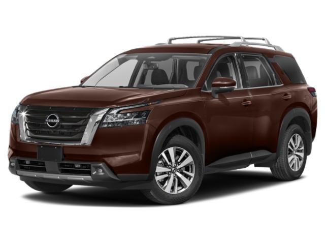 2022 Nissan Pathfinder SL SL 2WD Regular Unleaded V-6 3.5 L/213 [33]