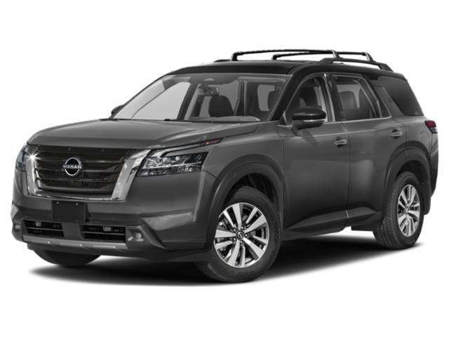 2022 Nissan Pathfinder SL - 4WD SL 4WD Regular Unleaded V-6 3.5 L/213 [19]