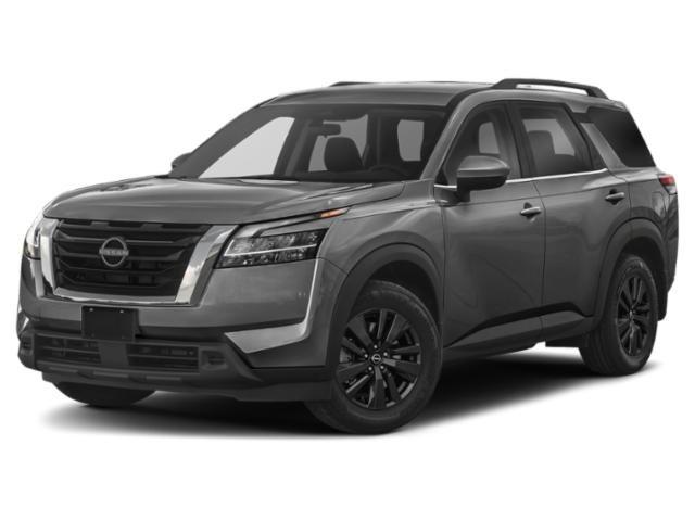 2022 Nissan Pathfinder SV SV 4WD Regular Unleaded V-6 3.5 L/213 [0]