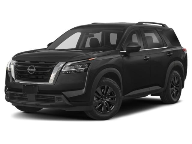 2022 Nissan Pathfinder SV 4WD SV 4WD Regular Unleaded V-6 3.5 L/213 [1]