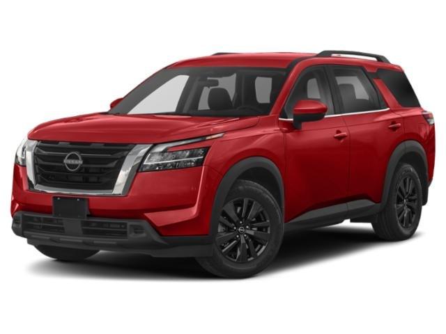 2022 Nissan Pathfinder SV - 2WD SV 2WD Regular Unleaded V-6 3.5 L/213 [19]