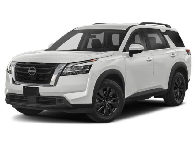 2022 Nissan Pathfinder SV SV 2WD Regular Unleaded V-6 3.5 L/213 [17]