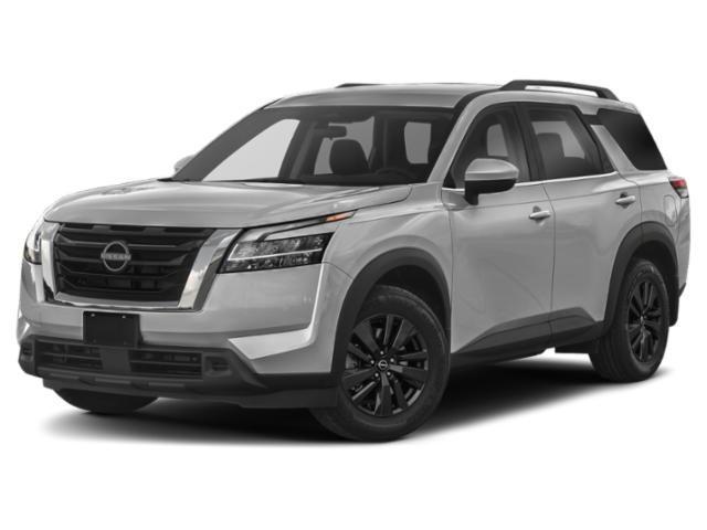 2022 Nissan Pathfinder SV SV 4WD Regular Unleaded V-6 3.5 L/213 [10]
