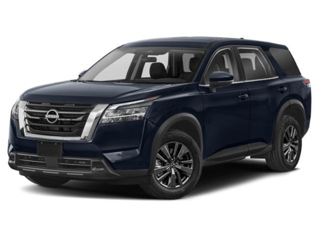 2022 Nissan Pathfinder S S 4WD Regular Unleaded V-6 3.5 L/213 [6]