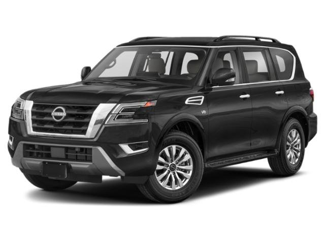 2022 Nissan Armada Platinum 4x4 Platinum Regular Unleaded V-8 5.6 L/339 [7]