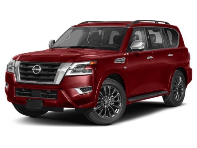 2022 Nissan Armada Platinum 4x4 Platinum Regular Unleaded V-8 5.6 L/339 [8]