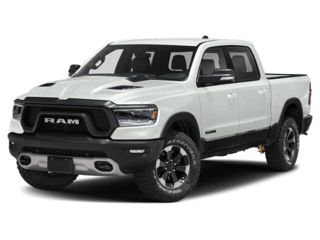 """2022 Ram 1500 Rebel Rebel 4x4 Crew Cab 5'7"""" Box Intercooled Turbo Diesel V-6 3.0 L/182 [5]"""