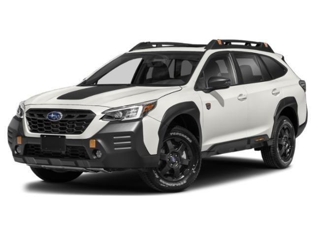 2022 Subaru Outback Wilderness Wilderness CVT Intercooled Turbo Regular Unleaded H-4 2.4 L/146 [6]