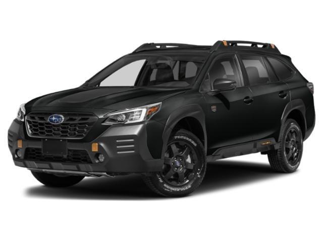 2022 Subaru Outback Wilderness Wilderness CVT Intercooled Turbo Regular Unleaded H-4 2.4 L/146 [5]