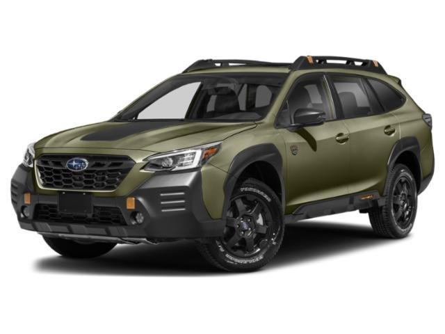 2022 Subaru Outback Wilderness Wilderness CVT Intercooled Turbo Regular Unleaded H-4 2.4 L/146 [1]