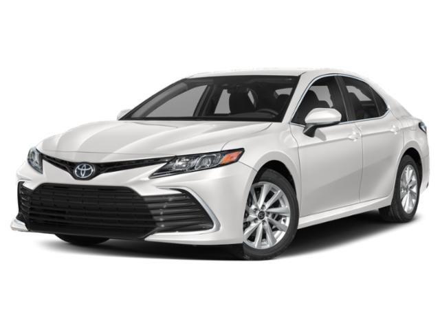 2022 Toyota Camry LE LE Auto Regular Unleaded I-4 2.5 L/152 [8]
