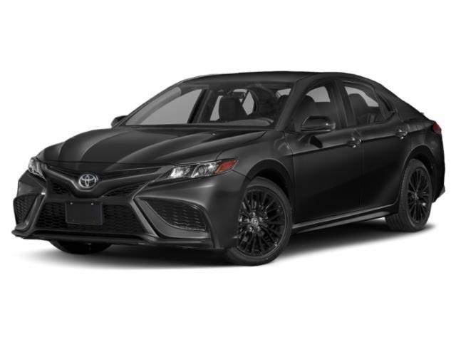 2022 Toyota Camry SE Nightshade SE Nightshade Auto Regular Unleaded I-4 2.5 L/152 [10]