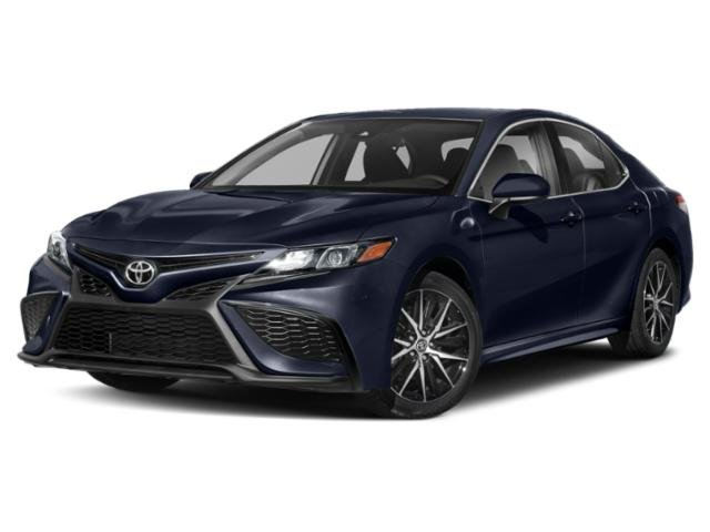 2022 Toyota Camry SE SE Auto Regular Unleaded I-4 2.5 L/152 [15]
