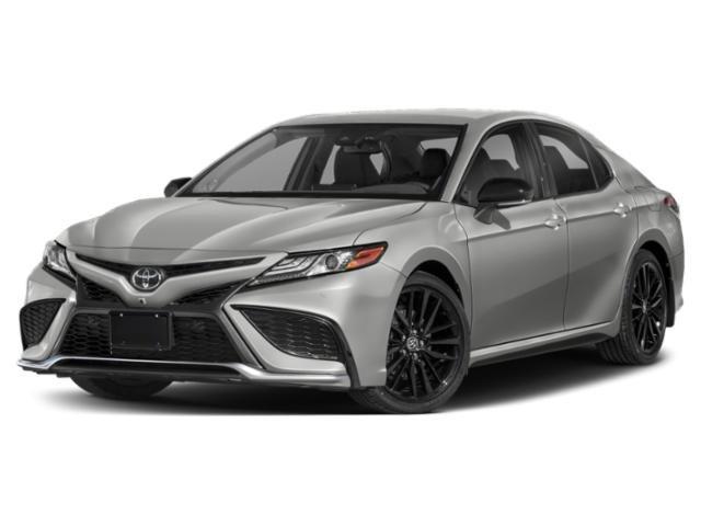 2022 Toyota Camry XSE XSE Auto Regular Unleaded I-4 2.5 L/152 [4]