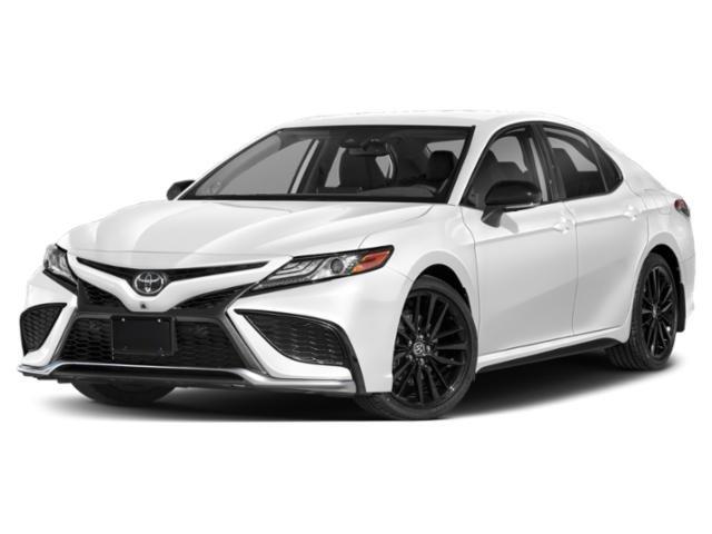 2022 Toyota Camry XSE XSE Auto Regular Unleaded I-4 2.5 L/152 [6]