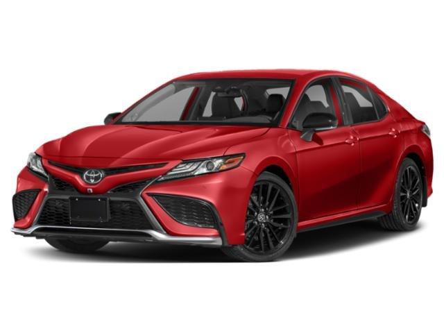 2022 Toyota Camry XSE XSE Auto AWD Regular Unleaded I-4 2.5 L/152 [16]