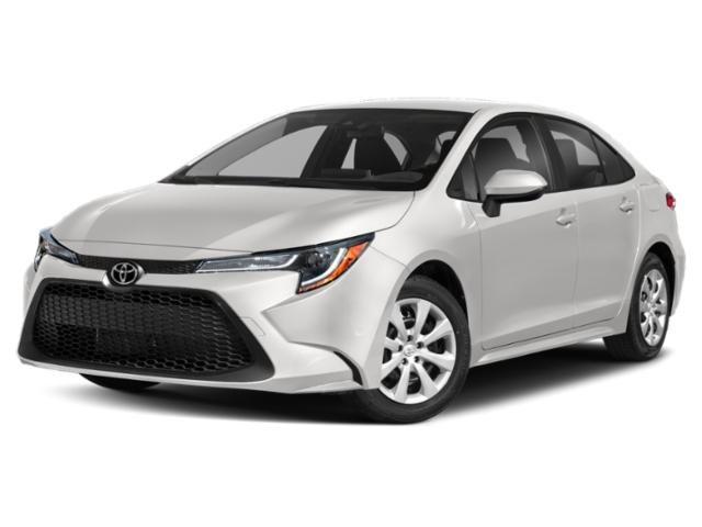 2022 Toyota Corolla LE LE CVT Regular Unleaded I-4 1.8 L/110 [0]