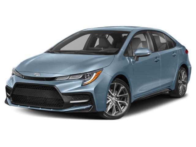 2022 Toyota Corolla SE SE CVT Regular Unleaded I-4 2.0 L/121 [3]