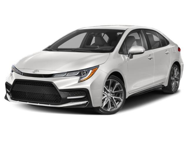 2022 Toyota Corolla SE SE CVT Regular Unleaded I-4 2.0 L/121 [4]