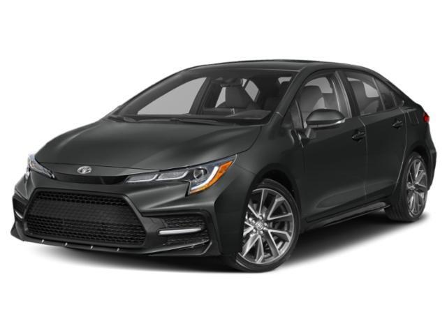 2022 Toyota Corolla SE SE CVT Regular Unleaded I-4 2.0 L/121 [0]
