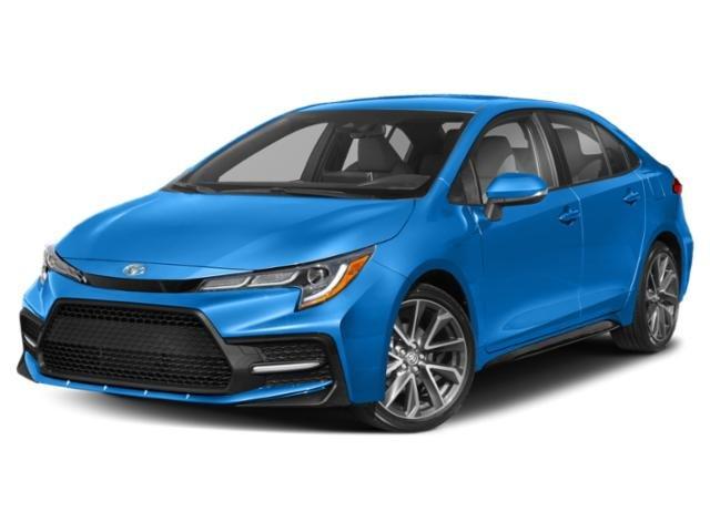 2022 Toyota Corolla SE SE CVT Regular Unleaded I-4 2.0 L/121 [6]