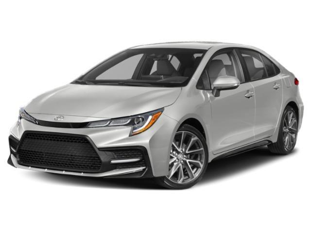2022 Toyota Corolla SE SE CVT Regular Unleaded I-4 2.0 L/121 [1]