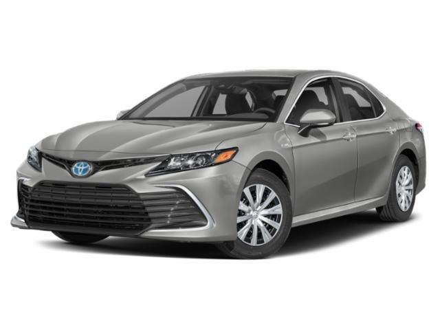 2022 Toyota Camry Hybrid LE Hybrid LE CVT Gas/Electric I-4 2.5 L/152 [7]