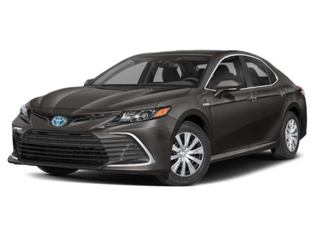 2022 Toyota Camry Hybrid LE Hybrid LE CVT Gas/Electric I-4 2.5 L/152 [3]