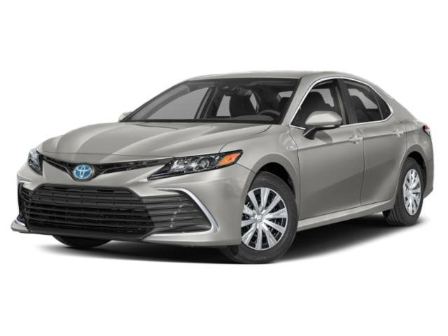 2022 Toyota Camry Hybrid LE Hybrid LE CVT Gas/Electric I-4 2.5 L/152 [0]