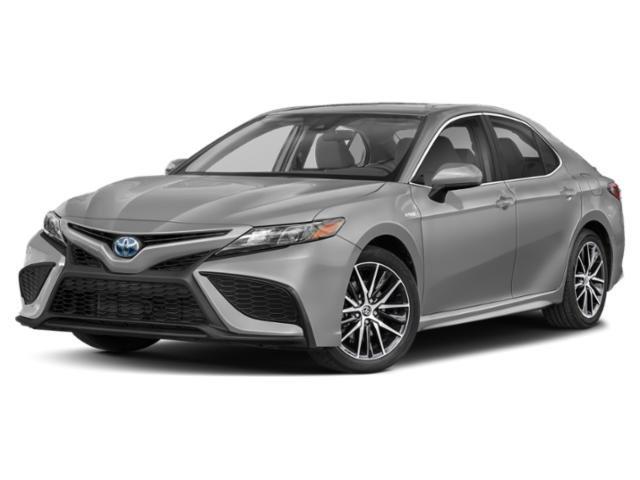 2022 Toyota Camry Hybrid SE Hybrid SE CVT Gas/Electric I-4 2.5 L/152 [22]