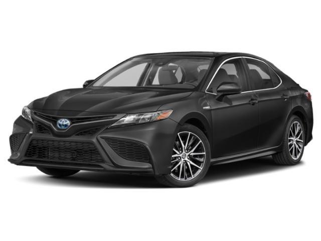 2022 Toyota Camry Hybrid SE Hybrid SE CVT Gas/Electric I-4 2.5 L/152 [0]