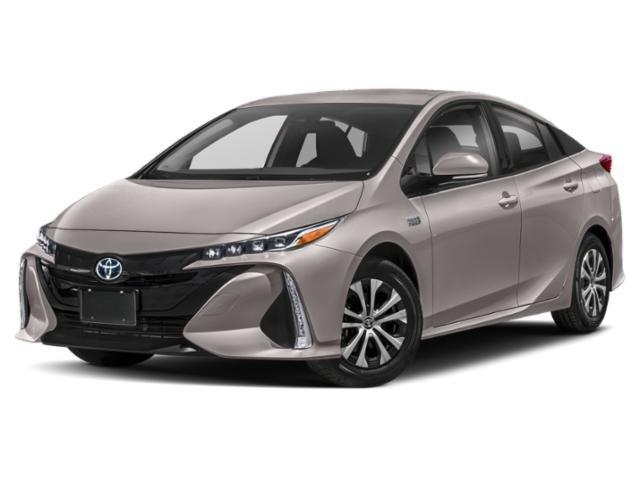 2022 Toyota Prius Prime LE LE Gas/Electric I-4 1.8 L/110 [17]