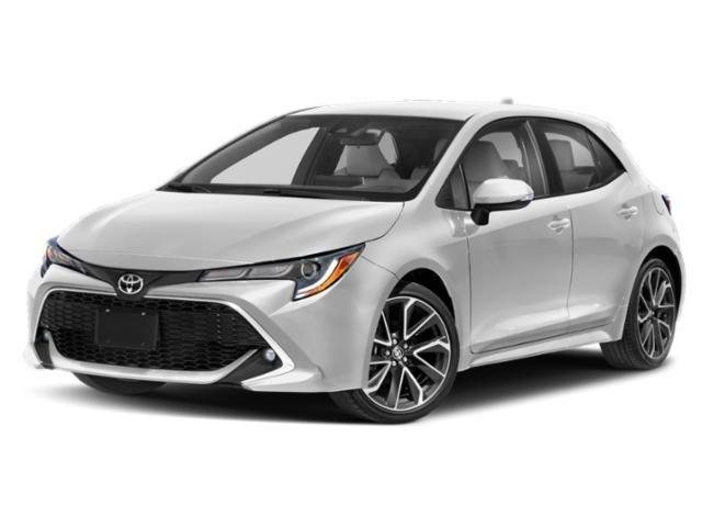 2022 Toyota Corolla Hatchback XSE XSE CVT Regular Unleaded I-4 2.0 L/121 [11]