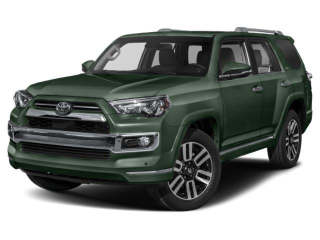 2022 Toyota 4Runner Limited Limited 4WD Regular Unleaded V-6 4.0 L/241 [19]
