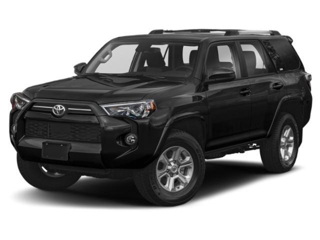 2022 Toyota 4Runner SR5 Premium SR5 Premium 4WD Regular Unleaded V-6 4.0 L/241 [0]