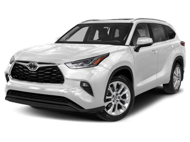 2022 Toyota Highlander Limited