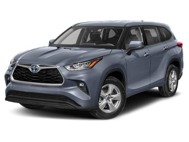 2022 Toyota Highlander Hybrid XLE Hybrid XLE FWD Gas/Electric I-4 2.5 L/152 [6]